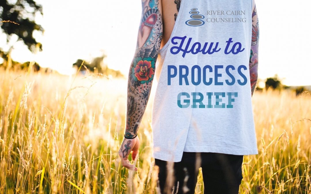 How To Process Grief
