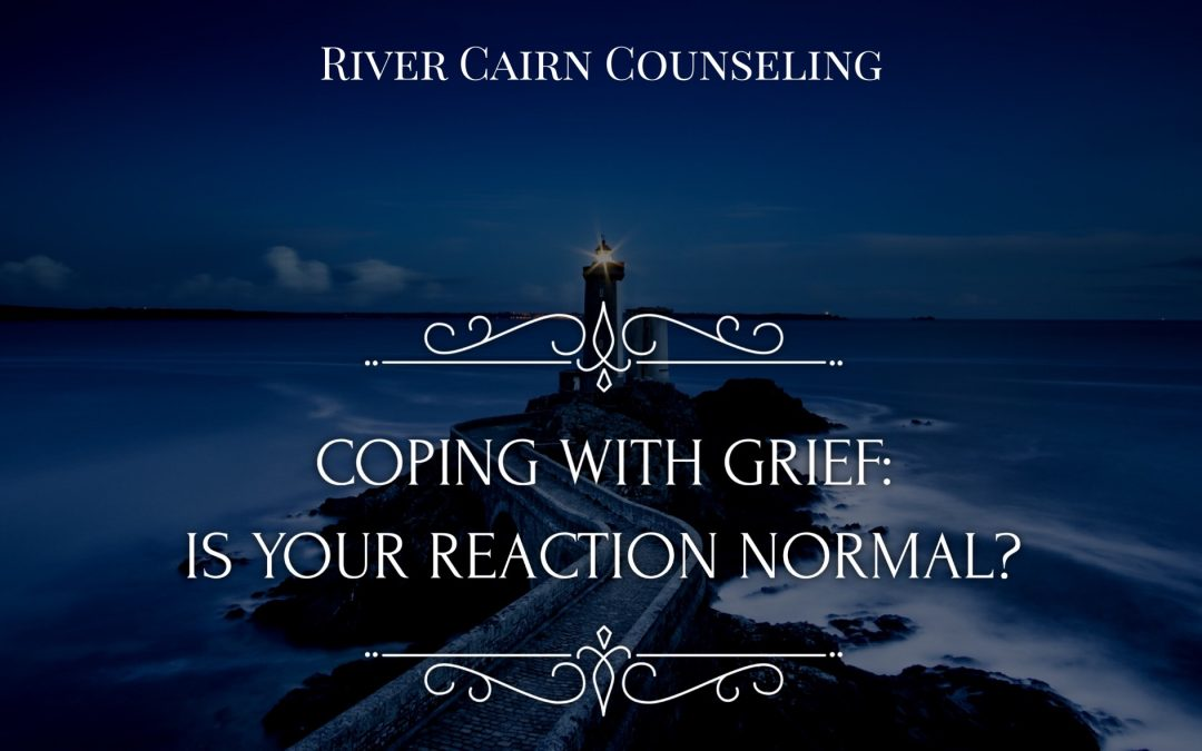 Coping With Loss: Is Your Reaction Normal?
