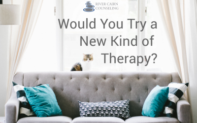 Would You Try a New Kind of Therapy?